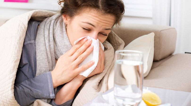 Cold cough during pregnancy.