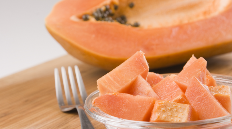 7weeks pregnancy. Is it safe to eat papaya?