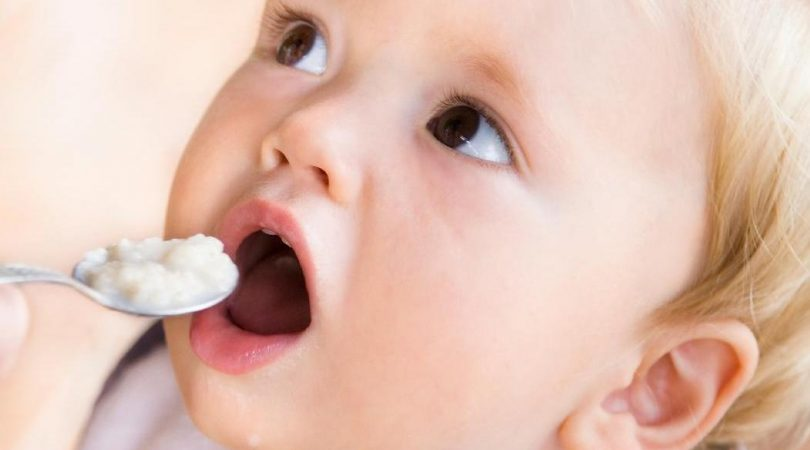 How to help 12 months baby to gain weight?