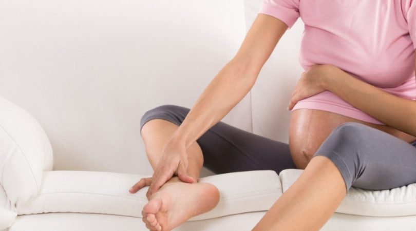 How to manage leg cramps during pregnancy?