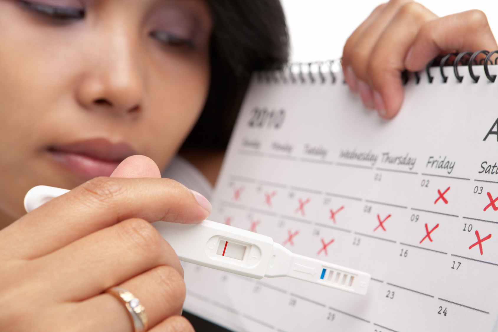 When to do pregnancy test after IUI (Intrauterine