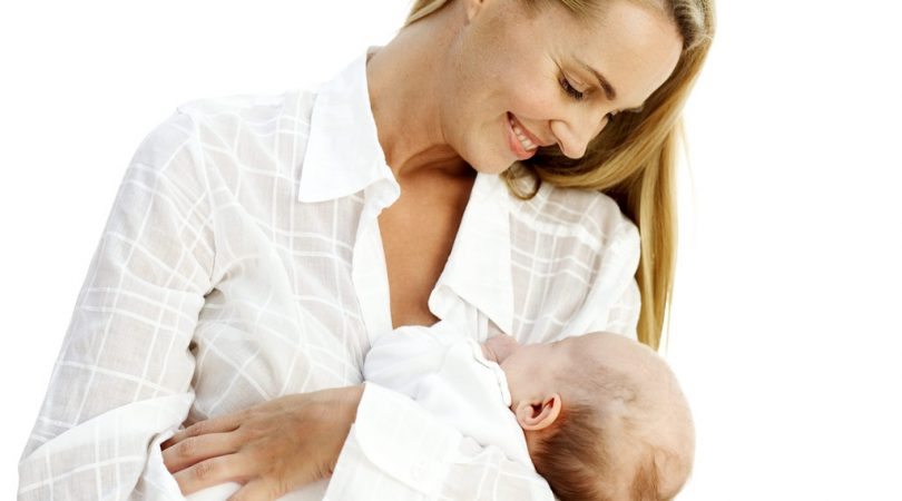 No breastfeeding causes fever.