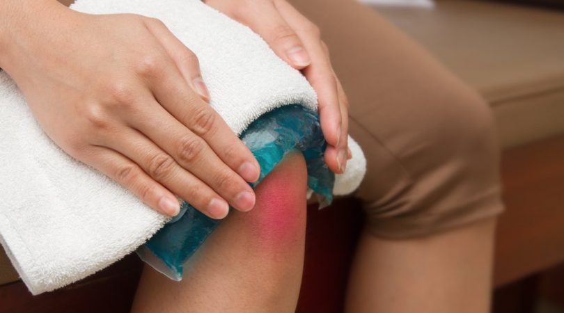 Natural remedies for knee pain.