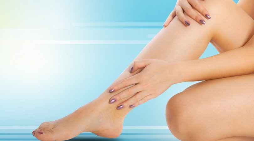 What is remedy for enlarged foot bone?