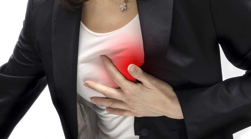 Having severe acidity and heartburn during third trimester.