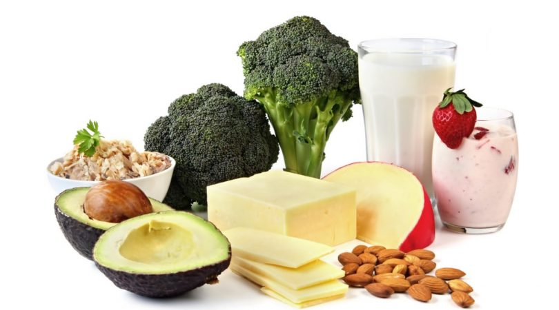 What to eat for calcium deficiency?