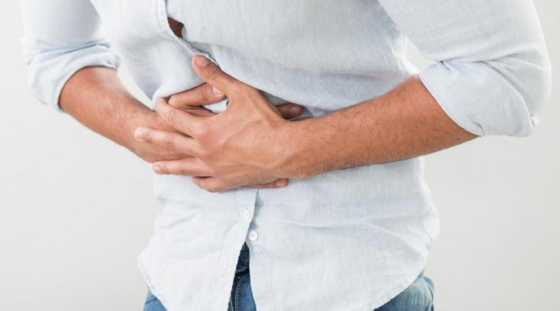 Having abdominal pain, nausea and frequent stool
