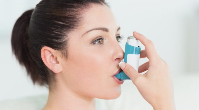 Asthmatic patient