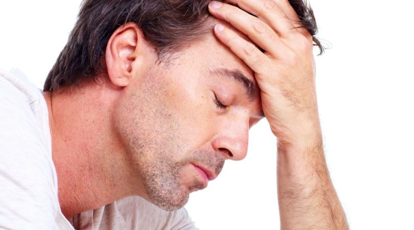 Numbness in body and head