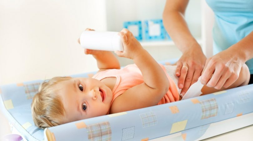Which baby powder is safe for babies?