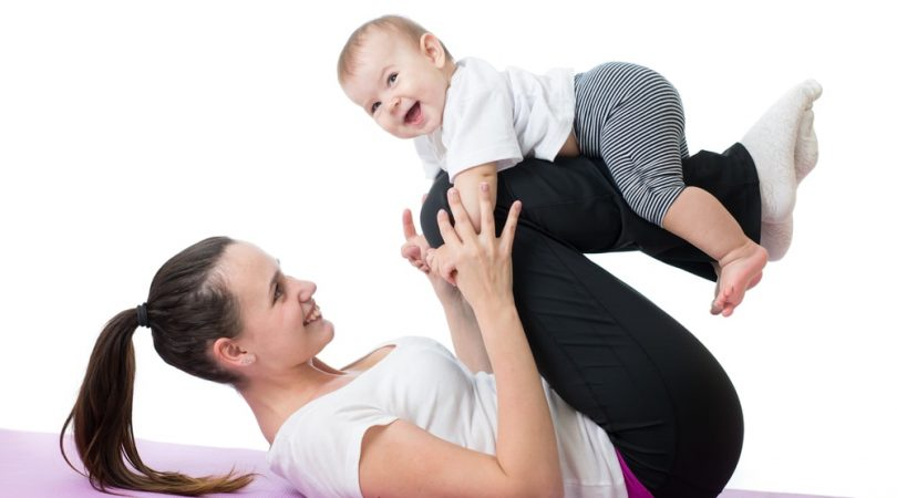 Can do aerobic exercise after delivery?