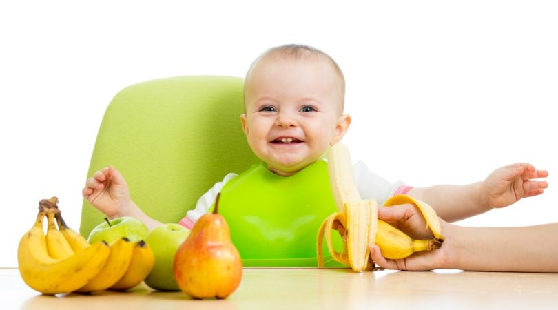 How to introduce liquid food to baby?