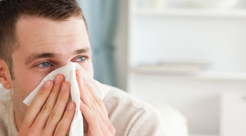 Running nose & cough problem