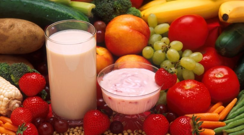 Diet for healthy body