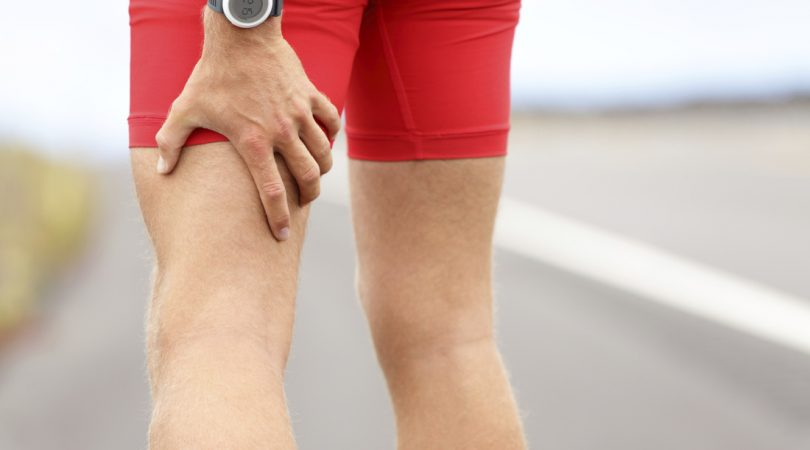 How to stop legs muscle cramps?