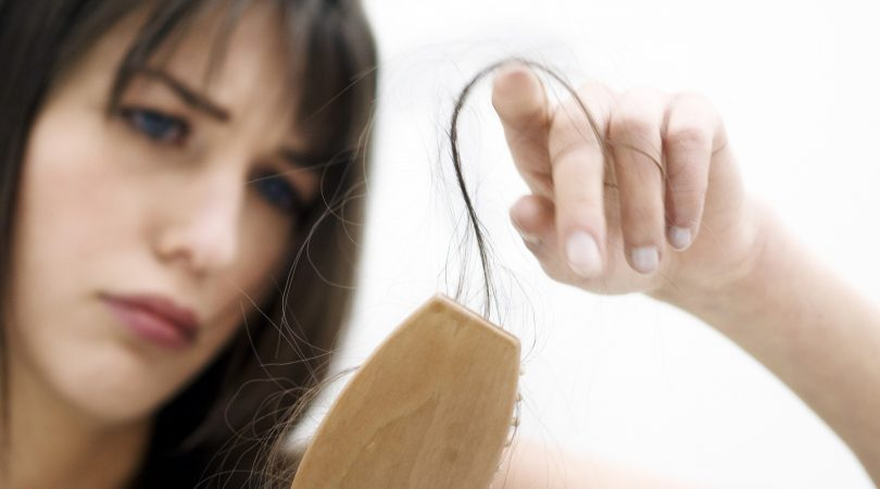 Hair-fall and other hair related problems.