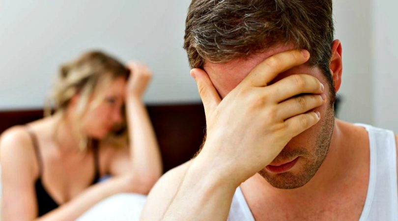 Erectile dysfunction and other health disease.
