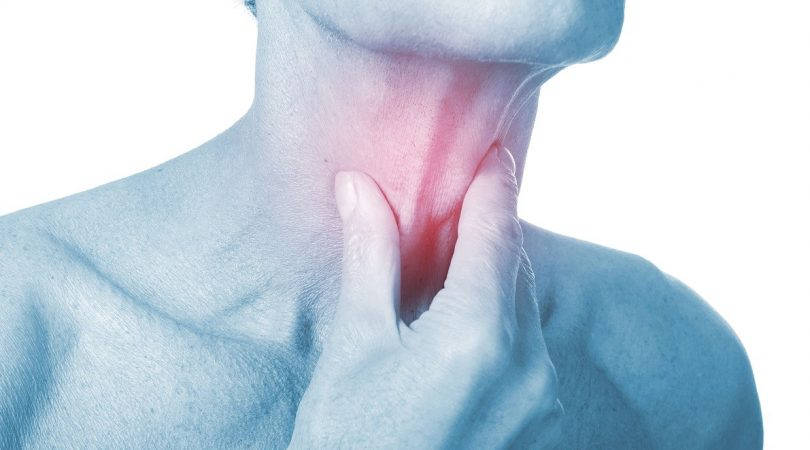 how to stop having a sore throat