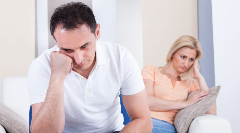 Erection problem while love making