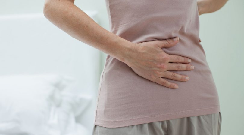 PCOS and pelvic pain