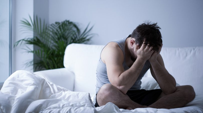 Pain while retracted foreskin