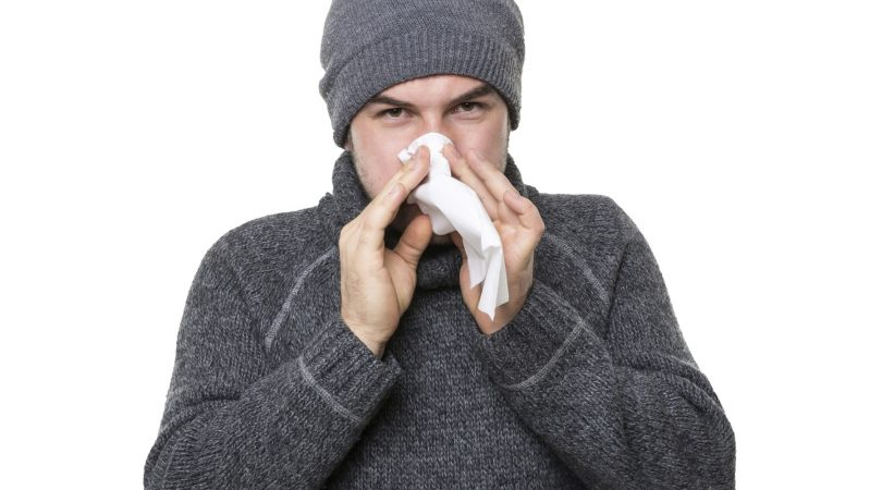 Having cold and cough problem