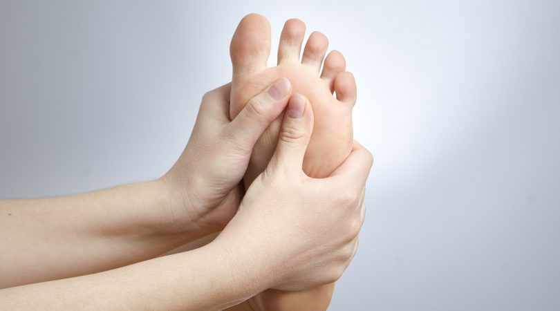 Having pedal edema during pregnancy.