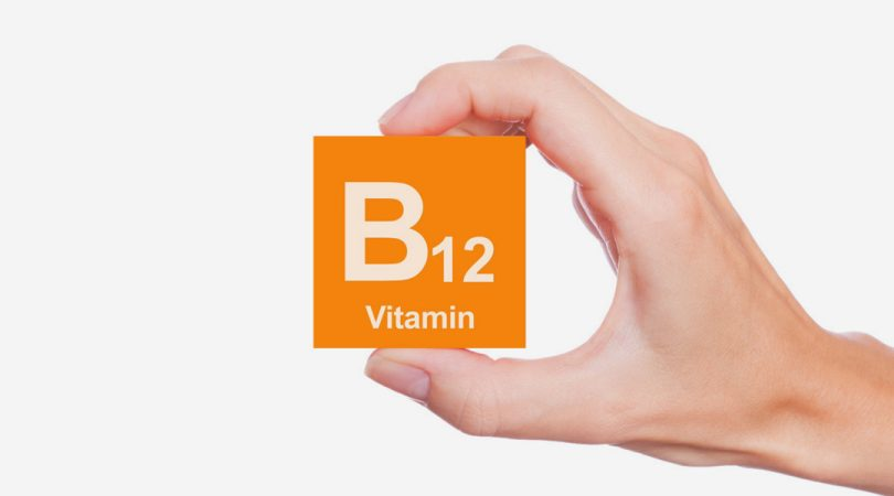Vitamin-b12 deficiency.