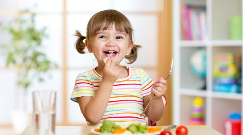 Healthy diet plan for baby