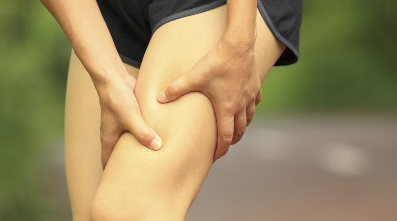 Pain in upper thighs