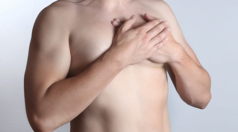 Suffering from gynecomastia