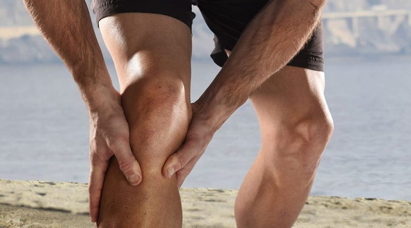 Itching at leg near lateral malleolus